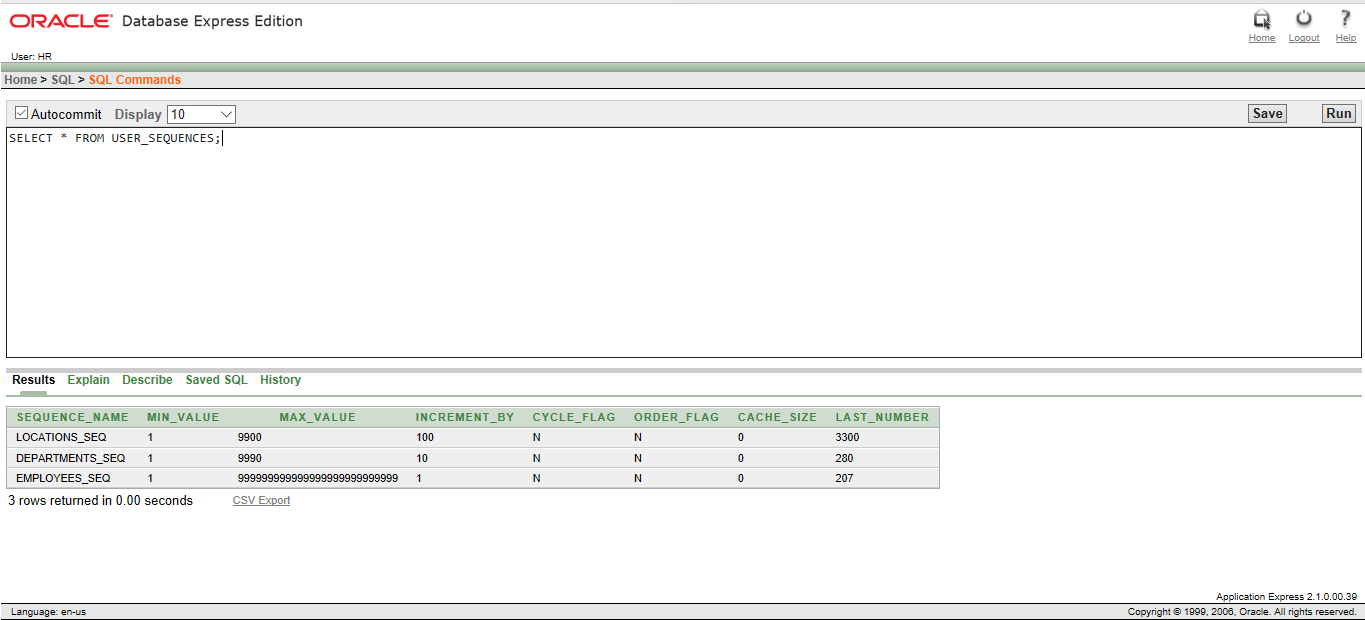 Check if Table, View, Trigger, etc present in Oracle - GeeksforGeeks