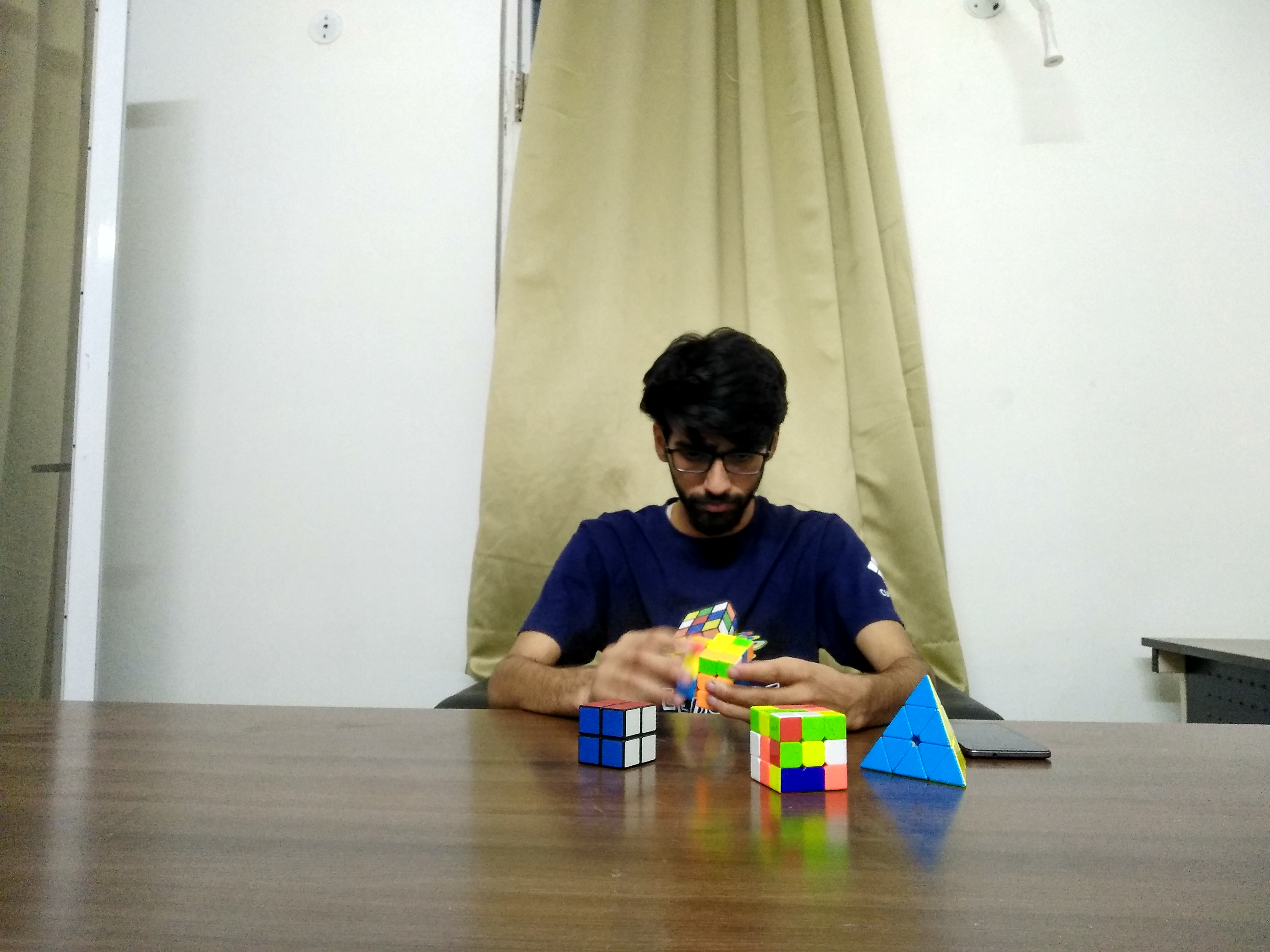 Shashank Pathak - Geek on the top   Don't let your mind get