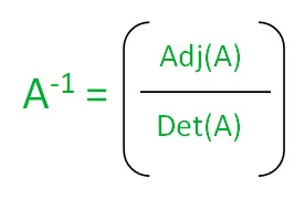 Finding inverse of a matrix using Gauss - Jordan Method   Set 2