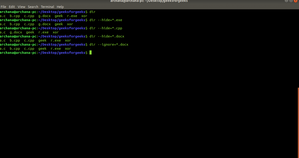 how to run python script in linux command line