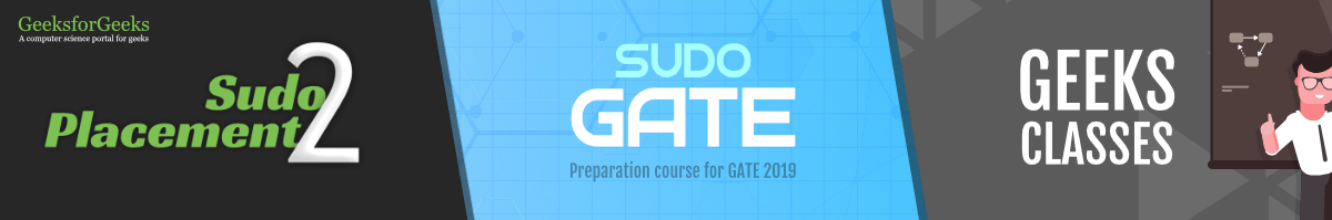 Gate cs topic wise preparation notes geeksforgeeks gate cs notes according to gate 2019 syllabus ccuart Gallery