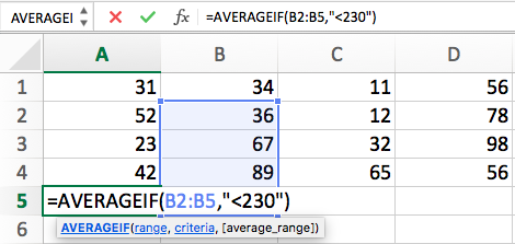 Excel VBA | Average() Functions - GeeksforGeeks