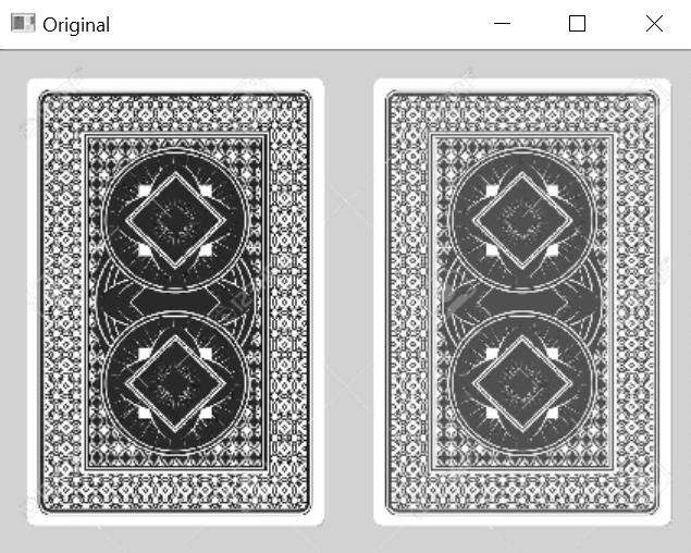 OpenCV: Segmentation using Thresholding - GeeksforGeeks