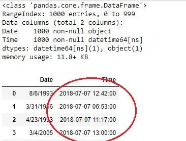 Python | Pandas to_datetime() - GeeksforGeeks