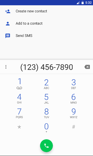 How to open dialer in Android through Intent - GeeksforGeeks