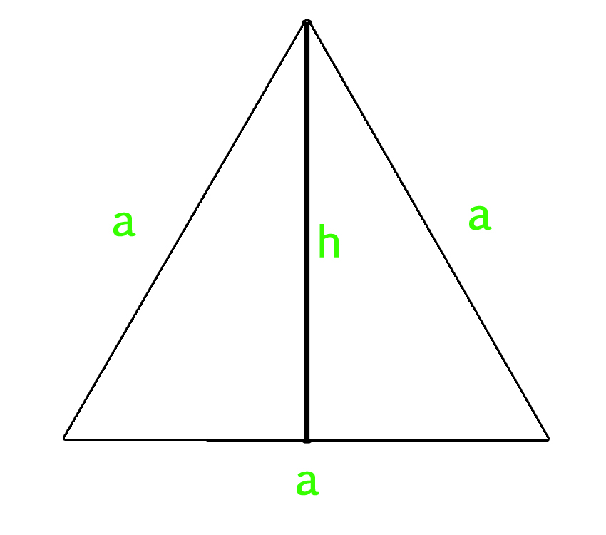 Program To Calculate Area And Perimeter Of Equilateral Triangle