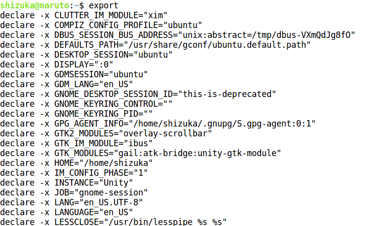 Export command in linux with examples geeksforgeeks.