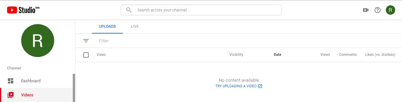 Youtube Data API for handling videos   Set-4 - GeeksforGeeks