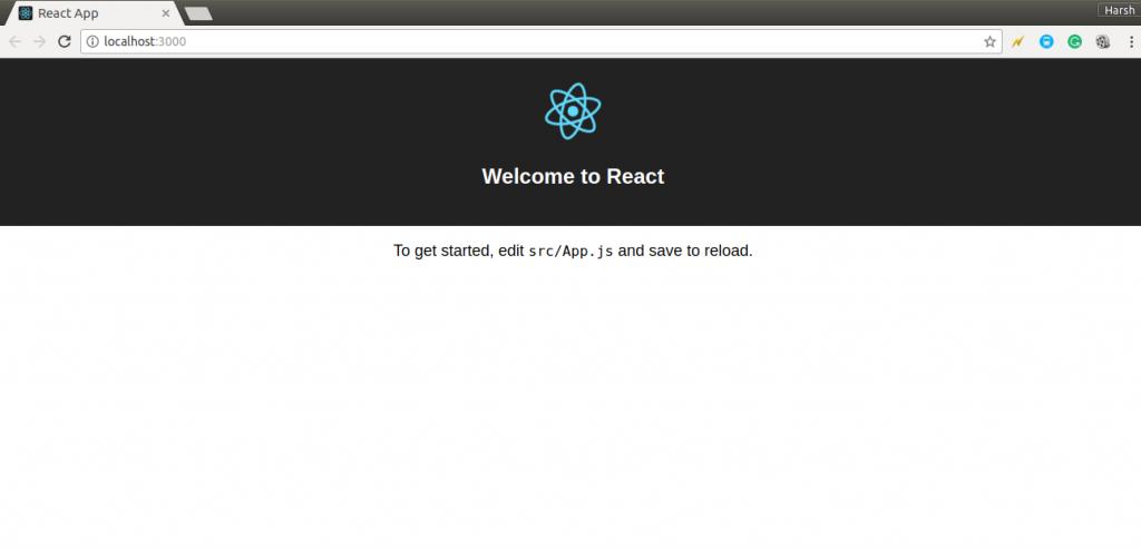 ReactJS | Setting up Development Environment - GeeksforGeeks
