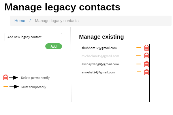 manage legacy contacts png