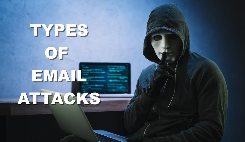 Types of Email Attacks - GeeksforGeeks