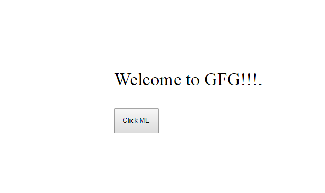 jQuery | remove() - GeeksforGeeks