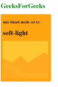 mix-blend-mode: soft-light