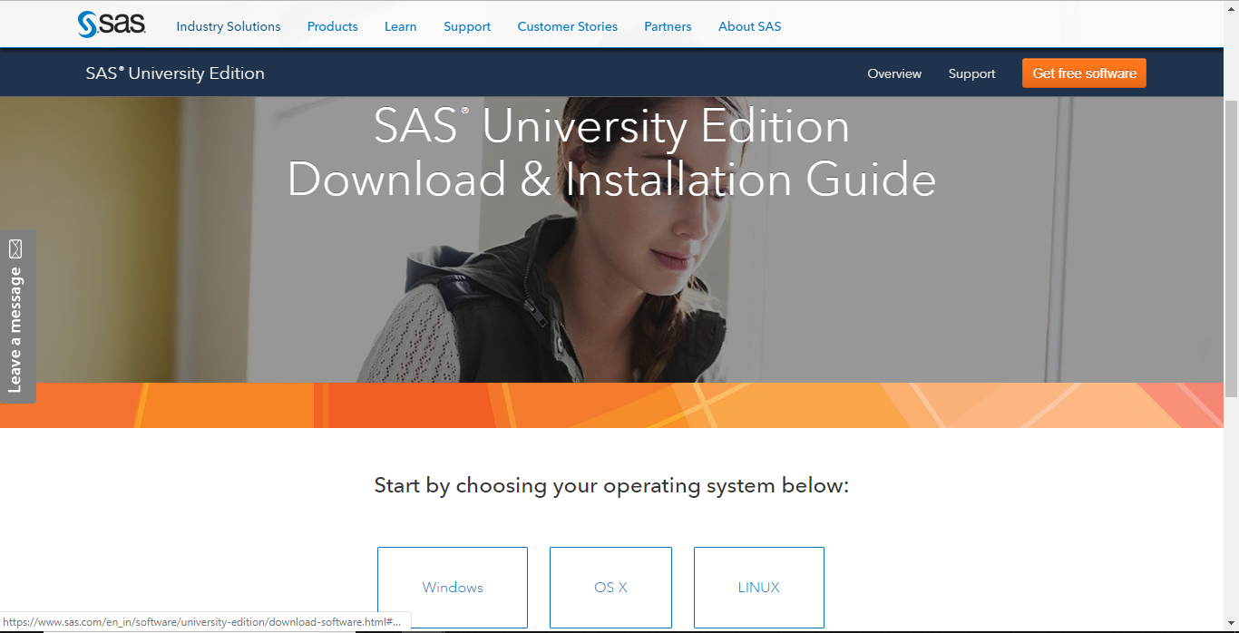 How to Install and Set Up SAS University Edition - GeeksforGeeks