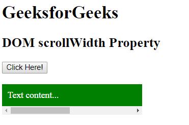 scrollWidth
