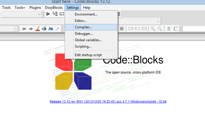 How to include graphics h in CodeBlocks? - GeeksforGeeks