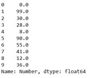 Python | pandas to_numeric method - GeeksforGeeks