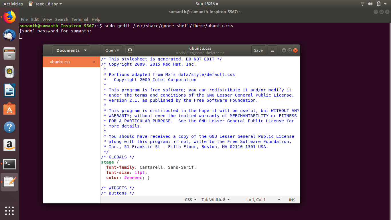 How to change login screen background in Ubuntu - GeeksforGeeks